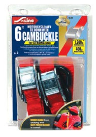 "S-Line 1"" x 6' Cambuckle Strap w/ S-Hook (Bundle)"