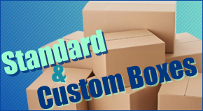 Standard and Custom Boxes